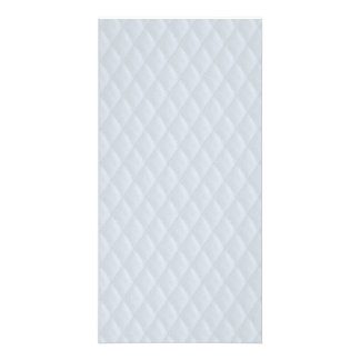 Charlotte Blue-Baby Princess Blue-Diamond Quilted Card