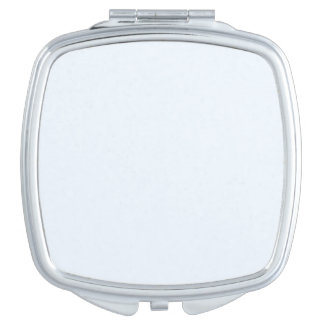 Charlotte Blue - Baby Princess Blue Mirror For Makeup