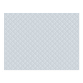 Charlotte Blue-Baby Princess Blue-Square Quilted Postcard