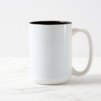 Charlotte Blue - Baby Princess Blue Two-Tone Coffee Mug