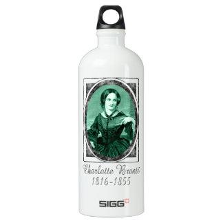 Charlotte Brontë Aluminum Water Bottle