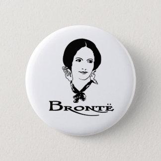 Charlotte Bronte Button