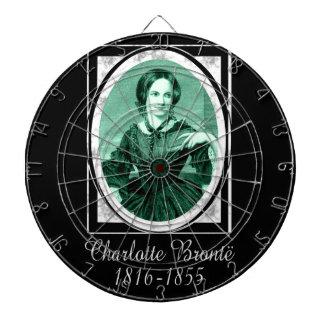 Charlotte Brontë Tablero Dardos