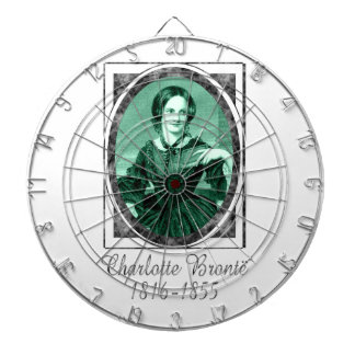 Charlotte Brontë Tablero De Dardos