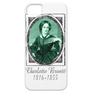 Charlotte Brontë Funda Para iPhone 5 Barely There