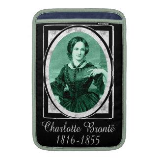 Charlotte Brontë Sleeves For MacBook Air