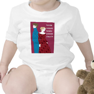 """Charlotte Bronte """"Jane Eyre"""" gift with quote Shirt"""