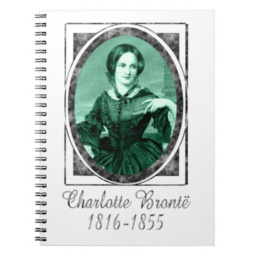 Charlotte Brontë Libretas Espirales