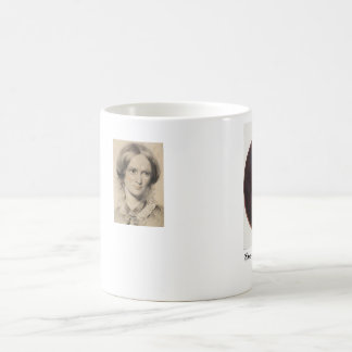 Charlotte Bronte Magic Mug