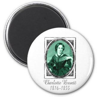 Charlotte Brontë Magnet