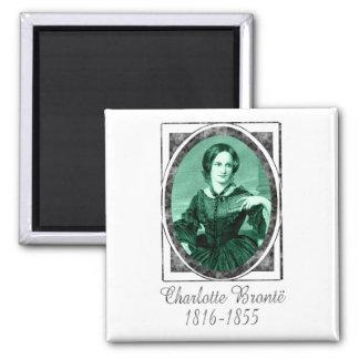 Charlotte Brontë Magnets