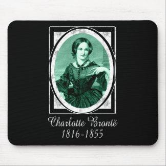 Charlotte Brontë Mouse Pad