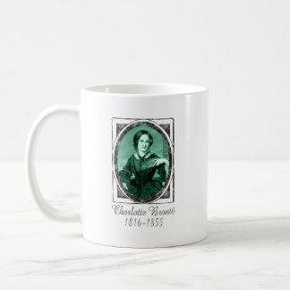 Charlotte Brontë Classic White Coffee Mug