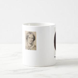 Charlotte Bronte 11 Oz Magic Heat Color-Changing Coffee Mug