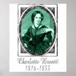 Charlotte Brontë Poster