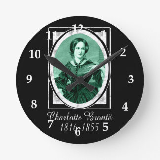 Charlotte Brontë Relojes