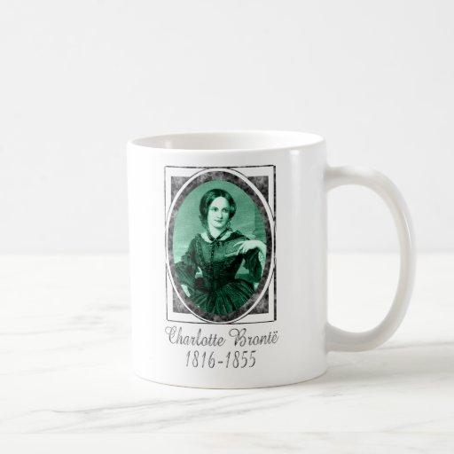 Charlotte Brontë Tazas