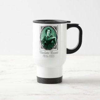 Charlotte Brontë Travel Mug
