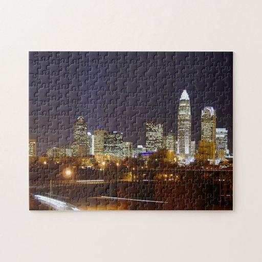 Charlotte Carolina del Norte Puzzles
