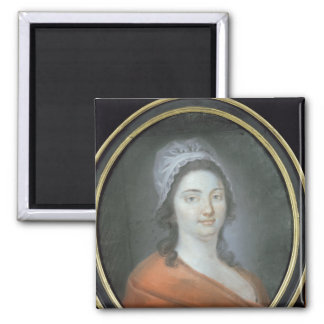 Charlotte Corday  1793 Magnet