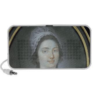 Charlotte Corday  1793 iPod Speakers