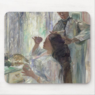 Charlotte Corinth At Her Dressing Table, 1911 Mouse Pad
