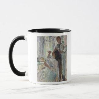 Charlotte Corinth At Her Dressing Table, 1911 Mug