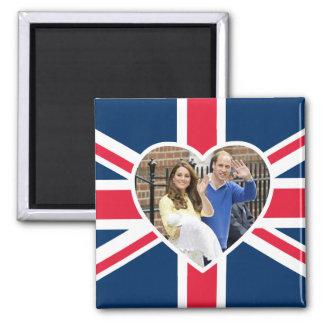 Charlotte Elizabeth Diana - Británicos quieren a Imán Cuadrado