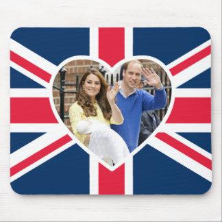 Charlotte Elizabeth Diana - Británicos quieren a Alfombrilla De Ratón