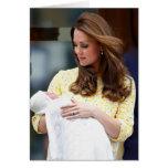 Charlotte Elizabeth Diana - British Will Kate Card