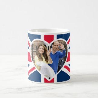Charlotte Elizabeth Diana - British Will Kate Coffee Mug