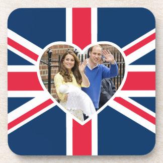 Charlotte Elizabeth Diana - British Will Kate Drink Coaster