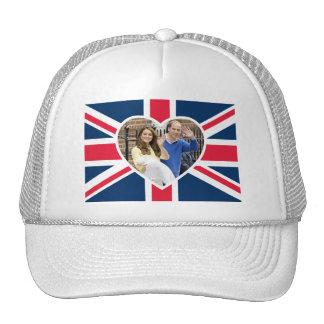 Charlotte Elizabeth Diana - British Will Kate Trucker Hat