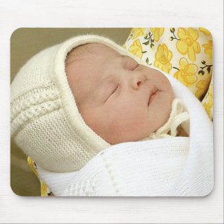 Charlotte Elizabeth Diana - British Will Kate Mouse Pad