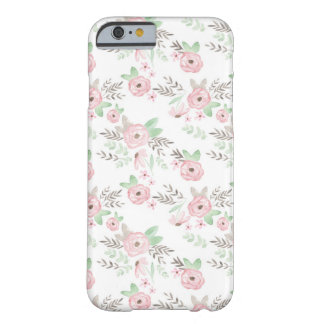 Charlotte Floral Barely There iPhone 6 Case
