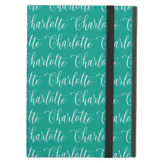 Charlotte - Hand Lettering Name Design Cover For iPad Air