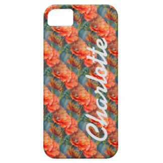 CHARLOTTE iPhone SE/5/5s CASE