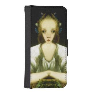 Charlotte iPhone SE/5/5s Wallet Case