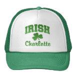 Charlotte Irish Hat