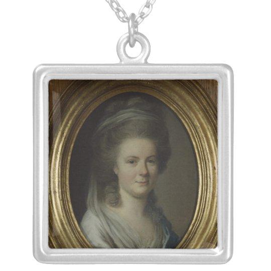Charlotte Kestner Silver Plated Necklace