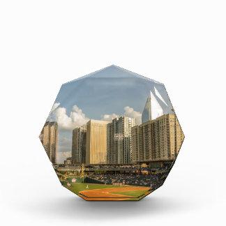 charlotte knights baseball stadium game city bbt b award