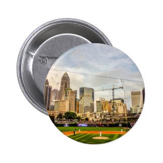 charlotte knights baseball stadium game city bbt b button