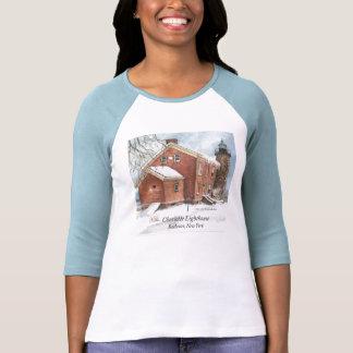 Charlotte Lighthouse Lady's T-Shirt