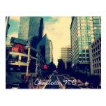 Charlotte, N.C. Postcard