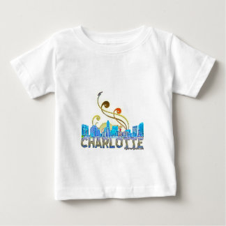 charlotte, nc baby T-Shirt
