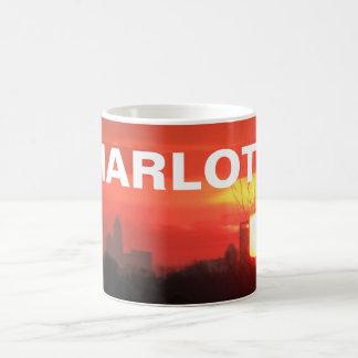 charlotte, nc coffee mug