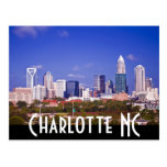 Charlotte NC Post Card