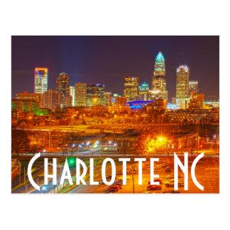 Charlotte NC Postales