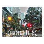 Charlotte NC Tarjetas Postales