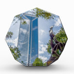 charlotte north carolina downtown city skyline award